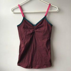 Aerie Cinched front cami